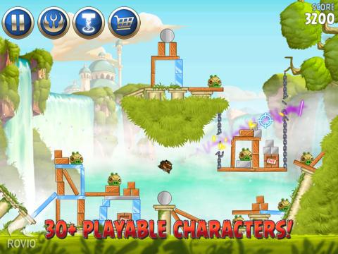 Angry Birds Star Wars II 1
