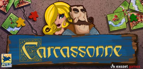 Carcassonne by exozet games