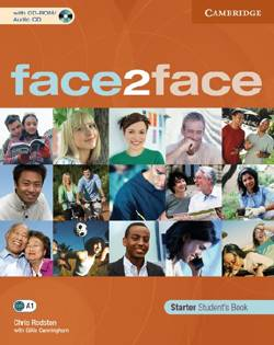Face2Face Starter student book