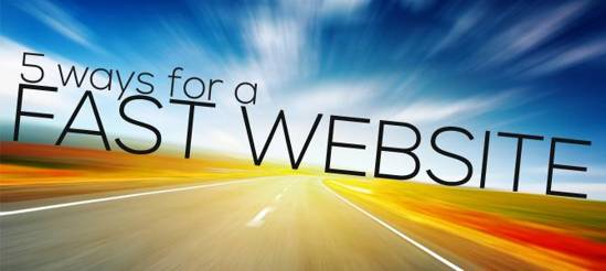 Fast Website