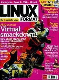 Linux Format - Incls Linux Format - DVD