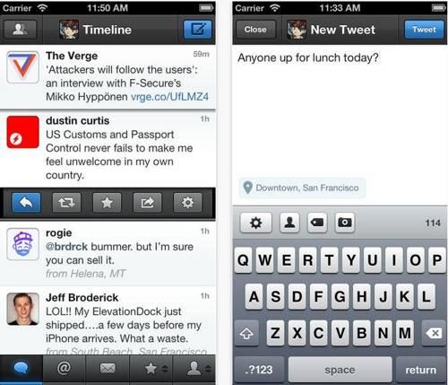 Tweetbot 2 screenshot