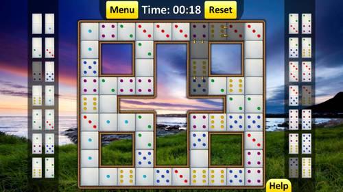 Domino Solitaire 1
