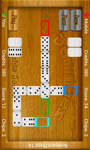 Dominoes Game 1