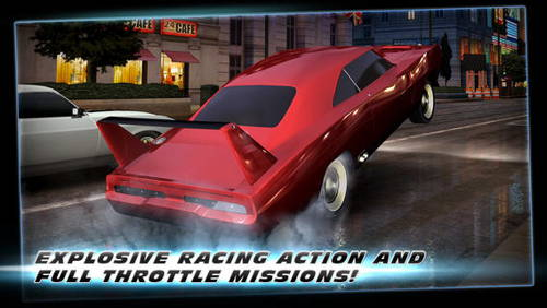 Fast & Furious 6 -The Game 1