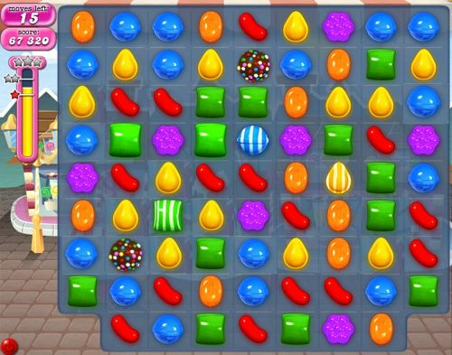 Rediscover the Fun with Candy Crush Level 33