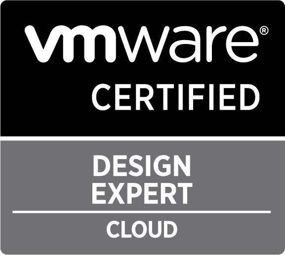 VMware cloud certifications