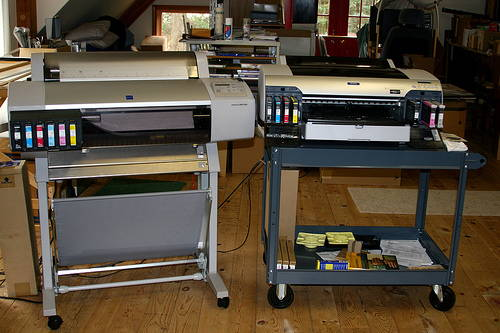 Eventually we're not going to need traditional printers at home, but I've talked about some of the reasons why we still need them at the moment.
