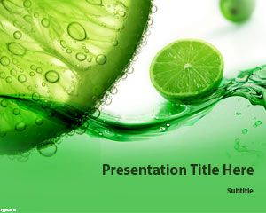 Citrus PowerPoint Template is FREE for downloading