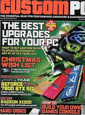 Custom PC - The great PC magazine for the enthusiast