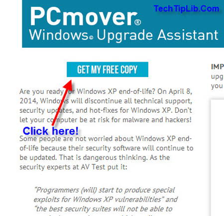 How to get FREE license key of PCmover