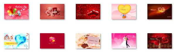 Download FREE Happy Valentine's Day Windows 8 Theme