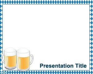 Oktoberfest PowerPoint Template is FREE for downloading