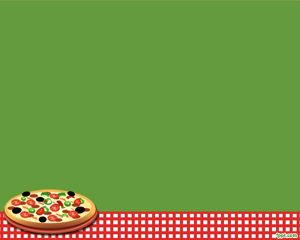 Pizza PowerPoint is FREE for downloading