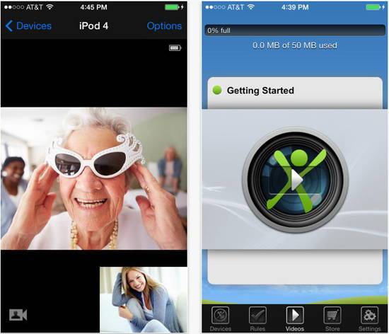 Presence - smart home app for iOS