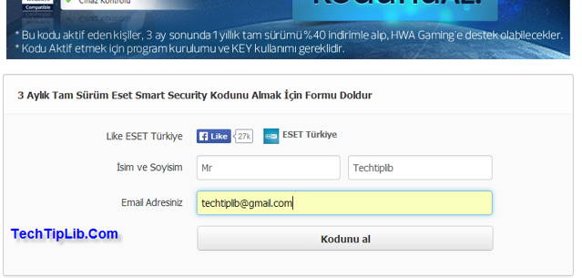 Giveaway of ESET Smart Security 7 for 90 days 1