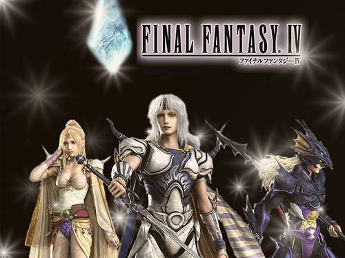 """""""Final Fantasy IV"""", another game by """"Square Enix"""", is undisputedly the best RPG experience I've ever had on an android device."""