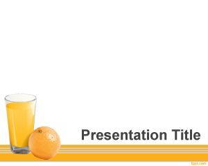 Vitamin C PowerPoint Template is FREE for downloading