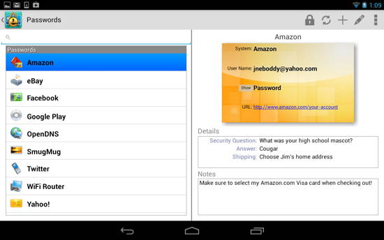 Get FREE eWallet app for Android today 2