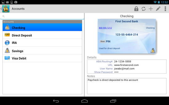 Get FREE eWallet app for Android today 3