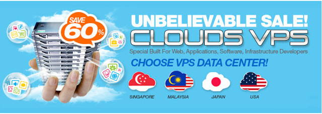 Exabytes deal: Get 60 off VPS hosting march 2014