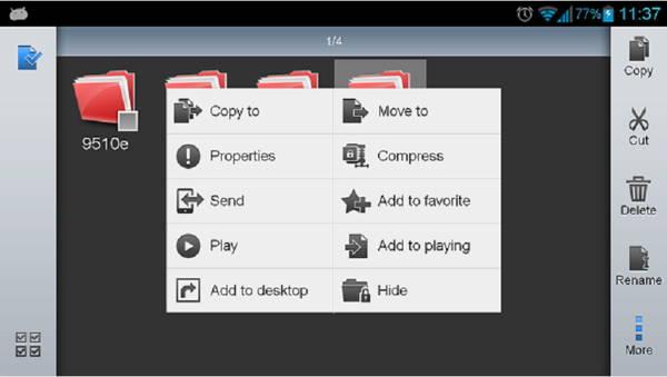 ES File Explorer File Manager - android apps