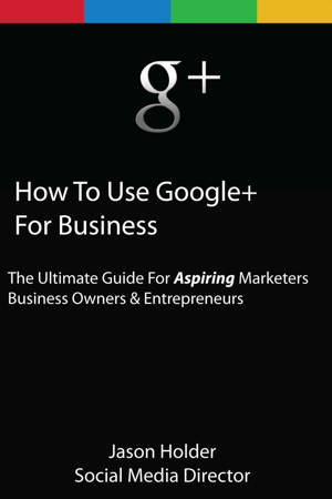 This is the ultimate guide for How to use Google+ for your business, the price of this ebook is $2.99, but today you can get it for FREE!
