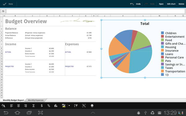 free paid Android app - OfficeSuite Professional 7 3