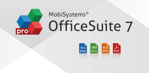 free paid Android app - OfficeSuite Professional 7
