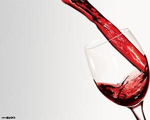 Red Wine PowerPoint is FREE for downloading