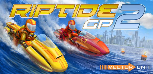 Daily free Android game - Riptide GP2 -1