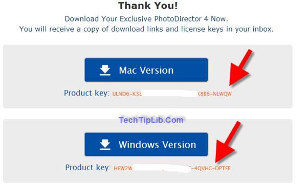 license key of photo tool: PhotoDirector 4 Ultra