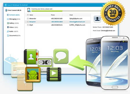 This software giveaway is of FREE EaseUS MobiSaver for Android 4.0