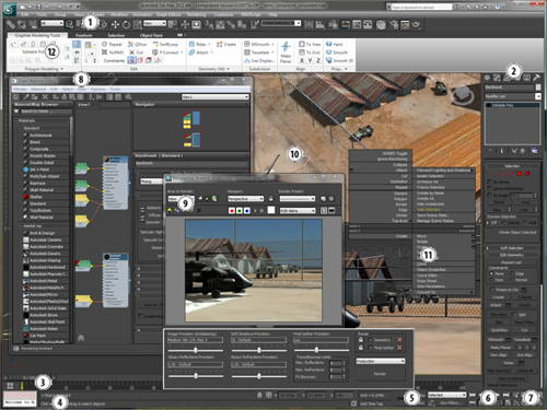 Giveaway for Student: Autodesk 3ds Max