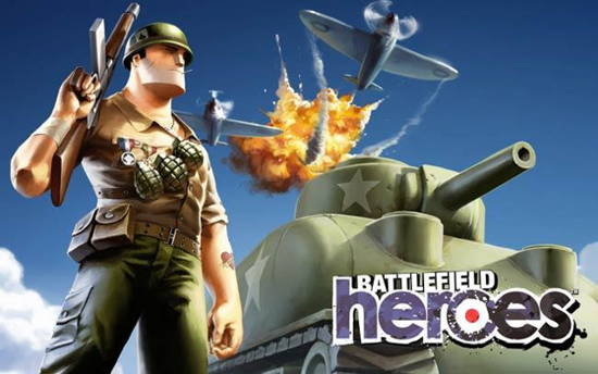 Introduction to EA's Battlefield Heroes