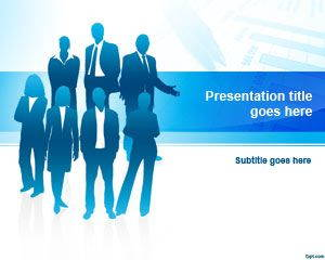 Business Team PowerPoint Template is FREE for downloading