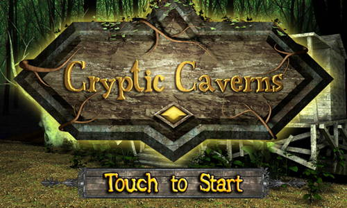 24 hours free Android game: Cryptic Caverns 1