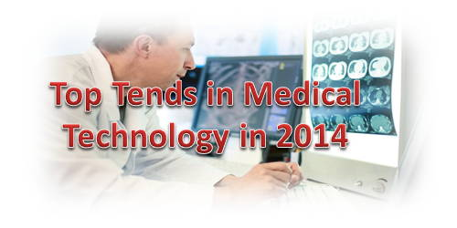 Top Tends in Medical Technology in 2014