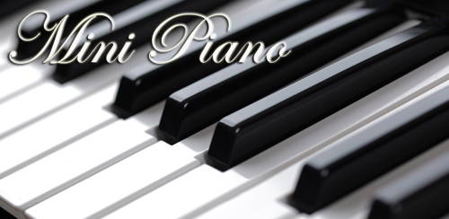 Giveaway: Mini Piano - Learn & play Piano on Android 1