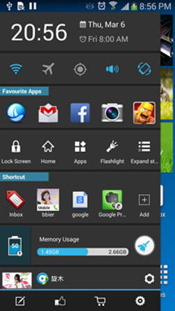 Sidebar Launcher presents to you the most incredible approach to multi-tasking on your android cellphone 2