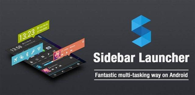 Sidebar Launcher presents to you the most incredible approach to multi-tasking on your android cellphone.