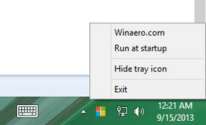 Disable the annoying Start Button in Windows 8.1