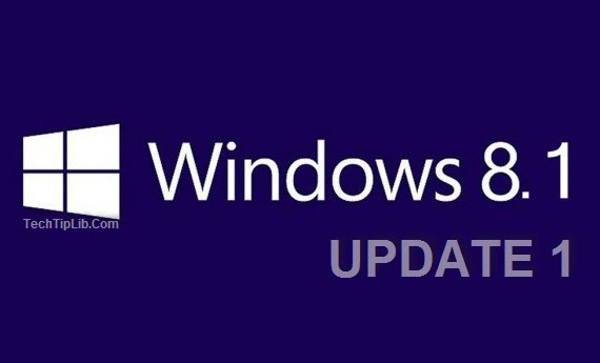 Download the update 1 of Windows 8.1 free