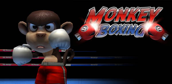 Daily free Android paid game Monkey Boxing