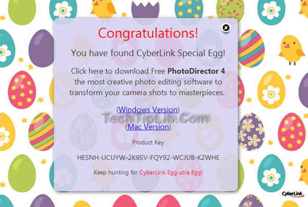 Easter Giveaway: CyberLink PhotoDirector 4 (Save $99.9) -1