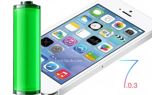 Ways to Improve Battery Life on iOS 7.0 Devices