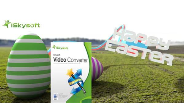 iSkysoft Video Converter-happy-Easter