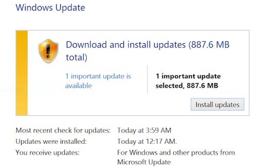 Download the Update 1 of Windows 8.1 (Final) 1