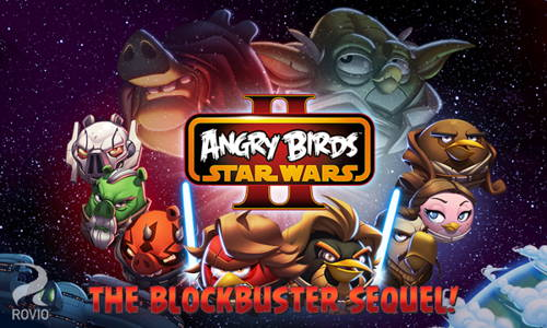 Android Game Giveaway: Angry Birds Star Wars II 1