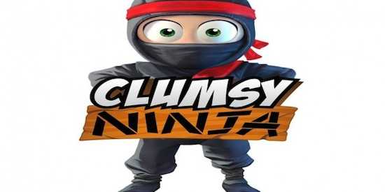 Clumsy Ninja-Top Android Games in 2014